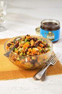 nut & berry salad