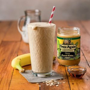 peanut butter power smoothie