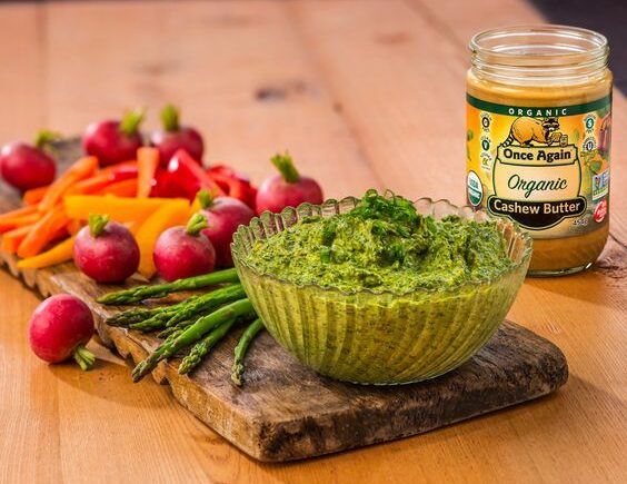 Spinach Cashew Pesto