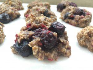 breakfast oat cookie